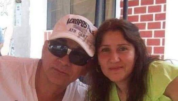 Vecinos hallaron los cadáveres al interior del fundo de la pareja (Facebook)