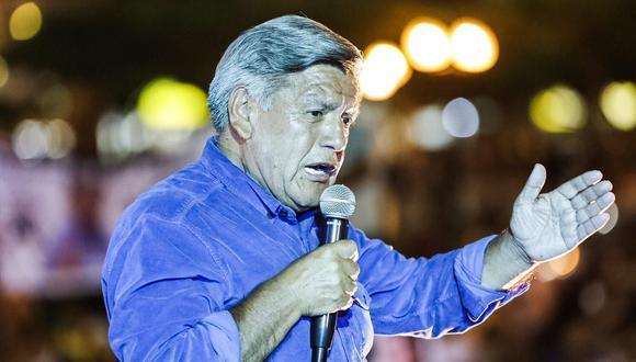 César Acuña no consignó ser titular de un inmueble en Camacho, en la hoja de vida que presentó al Jurado Electoral Especial. (Foto: GEC)