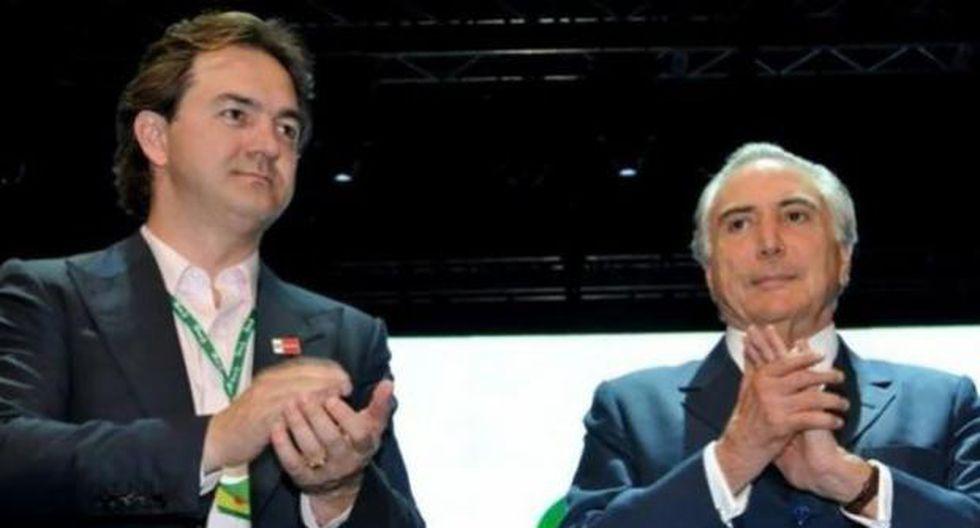 Ordenaron el arresto de Joesley Batista, empresario que acusó al presidente Michel Temer de corrupción (Efe).