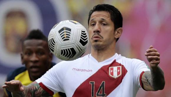 Gianluca Lapadula compartió su emoción por la victoria peruana en Copa América. (Foto: AFP)