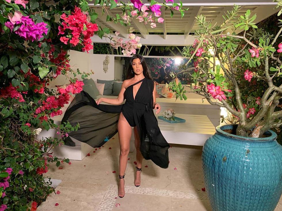 Khloé Kardashian se robó el corazón de todos sus fanáticos. (Fotos: Instagram)