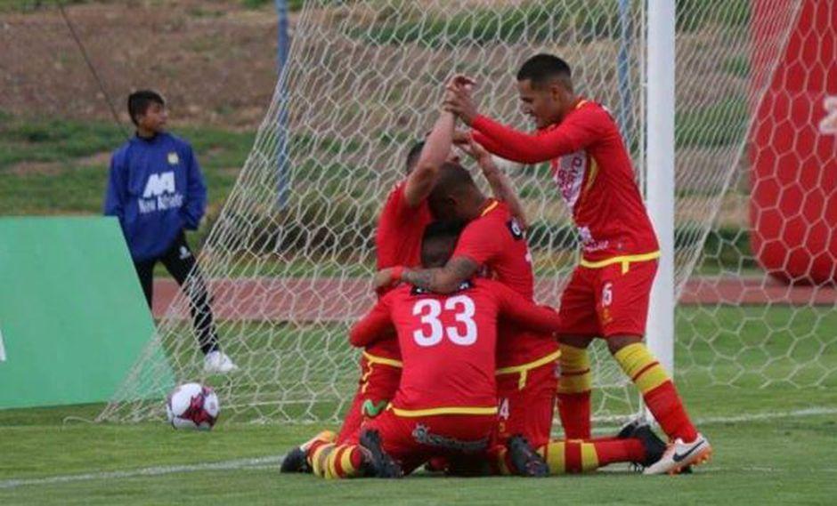 César Vallejo espera ganar después de caer ante Binacional, mientras que Sport Huancayo pretende recuperarse de una derrota contra Cristal. (Foto: Facebook Sport Huancayo)