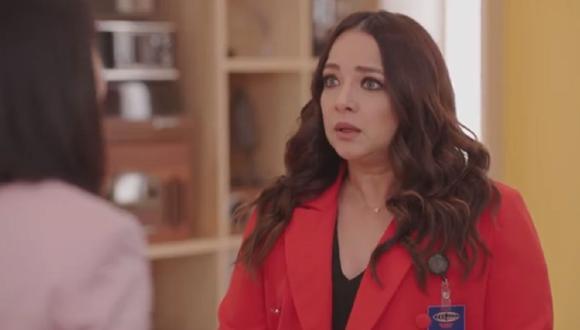 """Adamari López regresa a la actuación con la telenovela """"La suerte de Ada"""". (Foto: @telemundo)"""