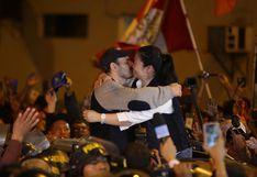 Así fue la salida de Keiko Fujimori tras abandonar el Penal Anexo Mujeres de Chorrillos | FOTOS