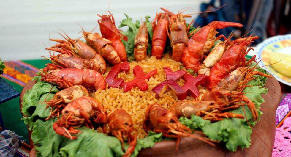 Este sábado 28 de setiembre se realizará el Festival del Camarón. (Foto: Difusión)