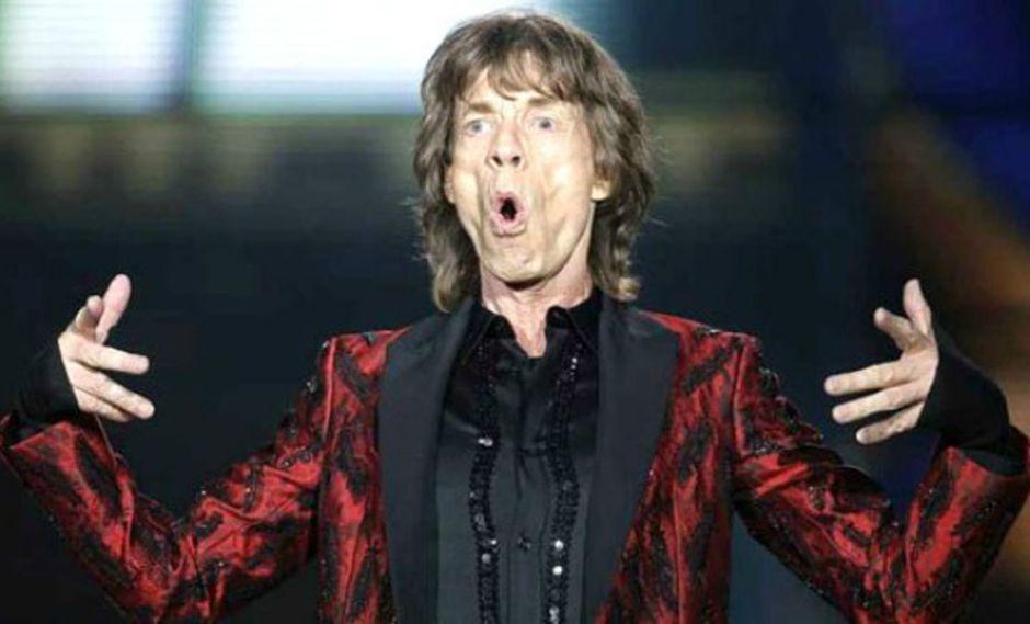 Vocalista de Rolling Stones preocupado por el Perú. (Foto: Efe)