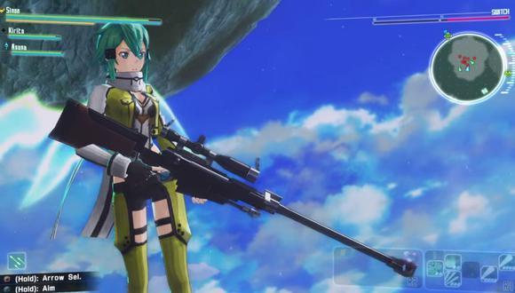 Accel World Vs. Sword Art Online (PlayStation)