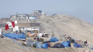 Chorrillos: miles de personas invaden Morro Solar