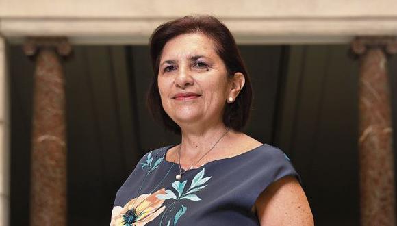 Milagros Campos es politóloga y abogada. (Foto: José Rojas/ GEC)