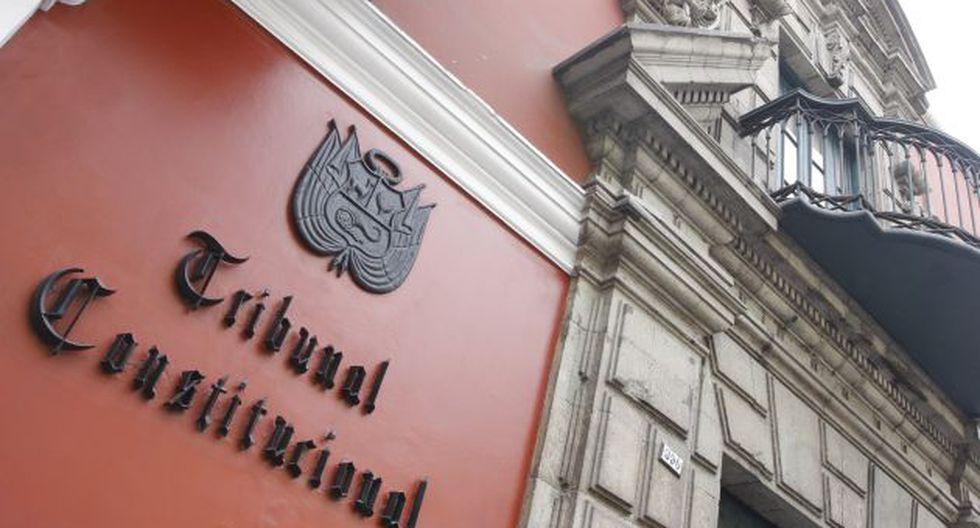 El Tribunal Constitucional declaró improcedente demanda contra las elecciones de domingo 10 de abril. (USI)