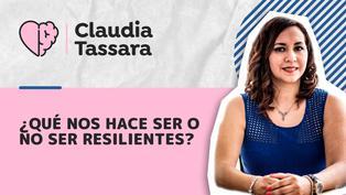 ¿Qué nos hace ser o no ser resilientes?