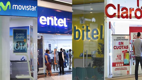 Ocho de cada diez contrataciones nuevas de los servicios de telecomunicaciones emplearon los contratos cortos. (Foto: GEC)