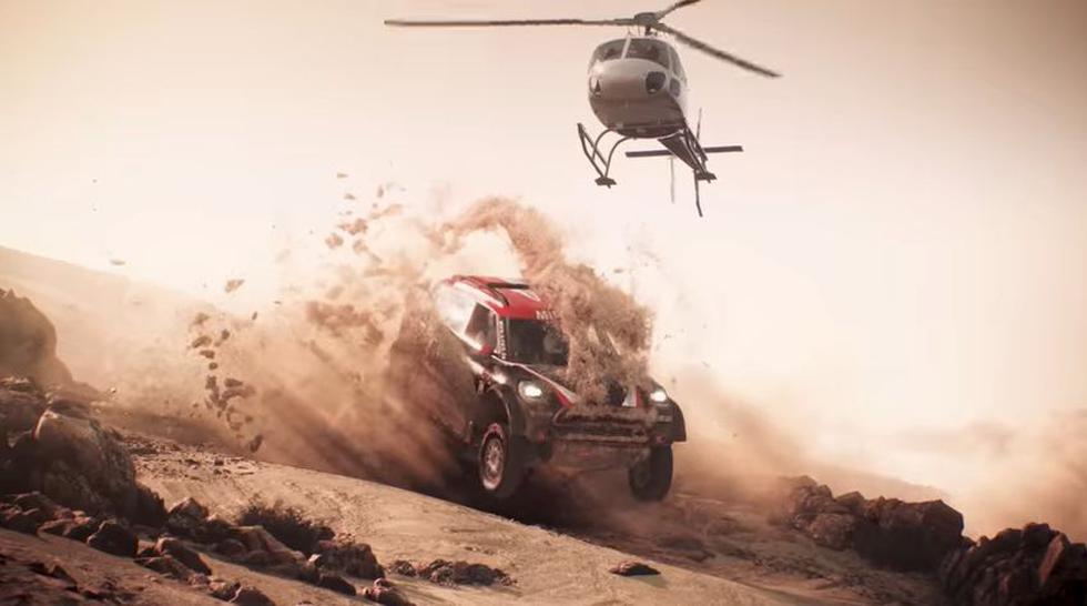 'Dakar 2018': El rally más exigente del mundo tendrá su propio videojuego. (Difusión)