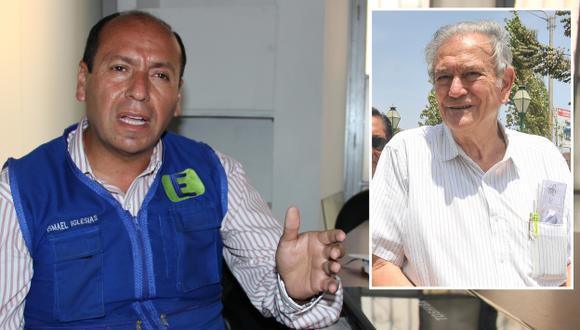 Ismael Iglesias arremetió contra José Murgia. (USI)