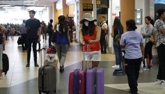 Carlos Canales estimó que se perderán hasta US$ 300 millones solo de turistas italianos, franceses y españoles.