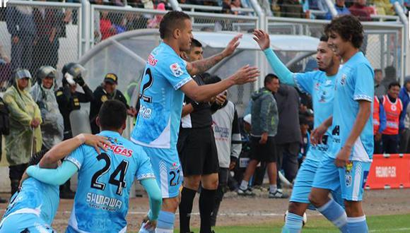 Binacional visita este domingo a Alianza Universidad por la Liga 1. (Foto: Facebook Club Deportivo Binacional FC)