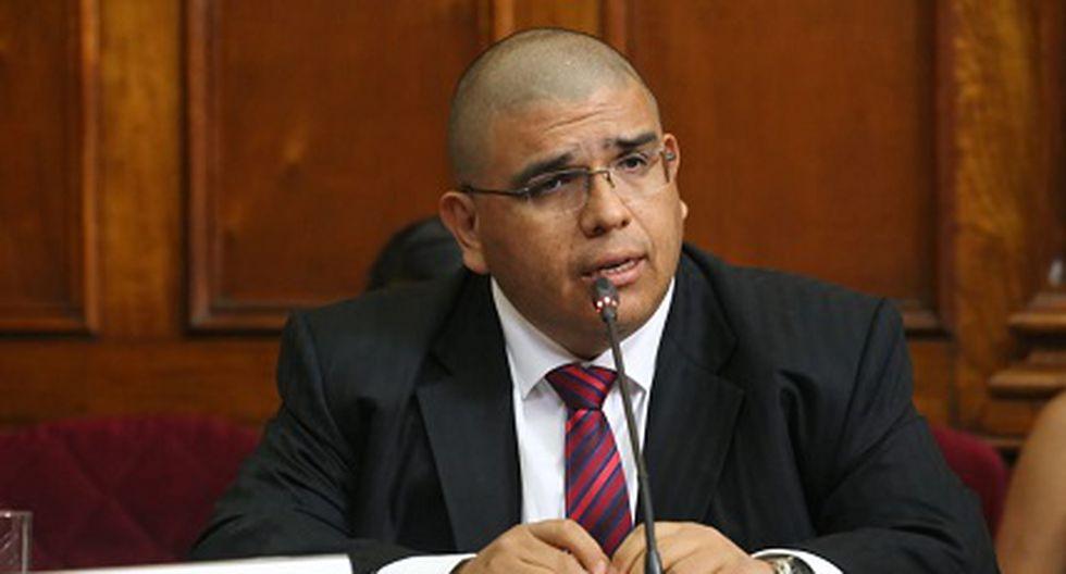 Castañeda se pronunció sobre el informe que la Comisión de Venecia publicó este lunes. (Foto: Congreso)