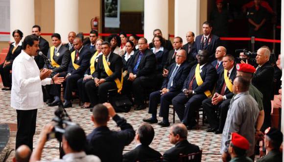 Se tranquiliza. Maduro calmó su temperamento, pero empañó las relaciones con nuestro país. (EFE)