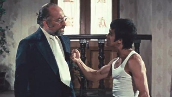 """La noticia recorrió Hong Kong después de que Mike Leeder, amigo del actor, publicara ayer en su cuenta de la red social Facebook el fallecimiento de su compañero de reparto en """"Sin Miedo"""" (2006). (Foto: Captura de pantalla)"""