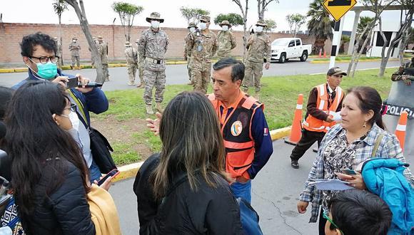 Gobierno Regional de Arequipa alquiló hotel para albergar a turistas varados