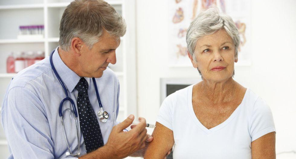Los adultos mayores son los más propensos a contagiarse.