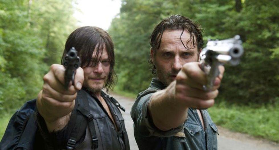 Nuevos personajes en The Walking Dead (Foto: AMC)
