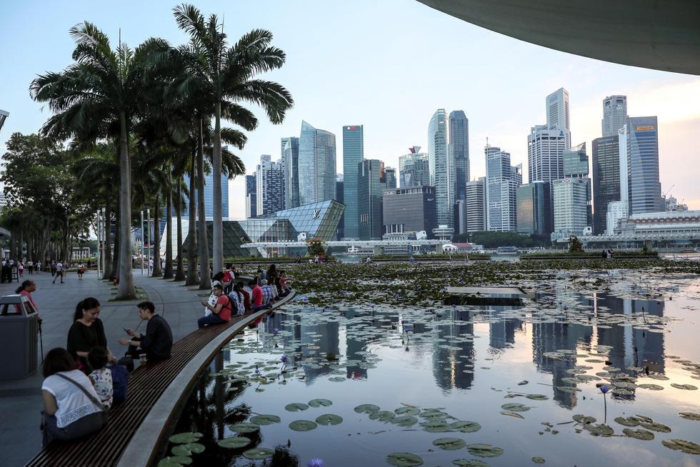 Singapur (Singapur) comparte el primer puesto con dos ciudades más. (Foto: EFE)