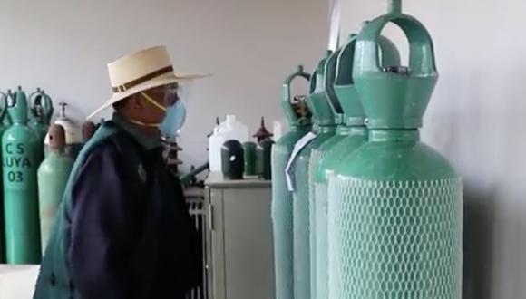 El hospiital de Bambamarca contará con los elementos indispensables para combatir la pandemia del coronavirus.