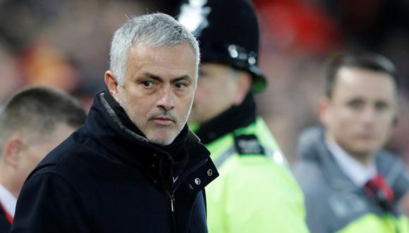José Mourinho salió de Manchester United después de dos temporadas y media (Foto: Reuters).