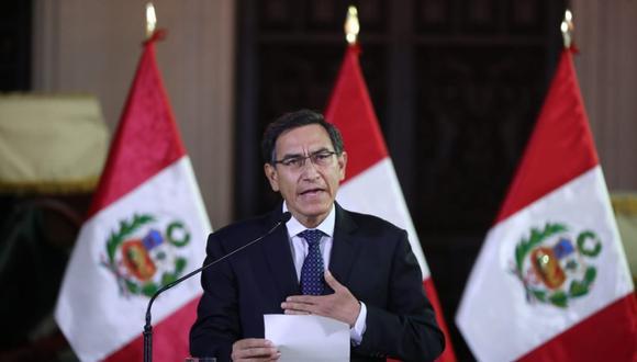Defensoría aseguró que disolución del Congreso fue una salida inconstitucional. (GEC)