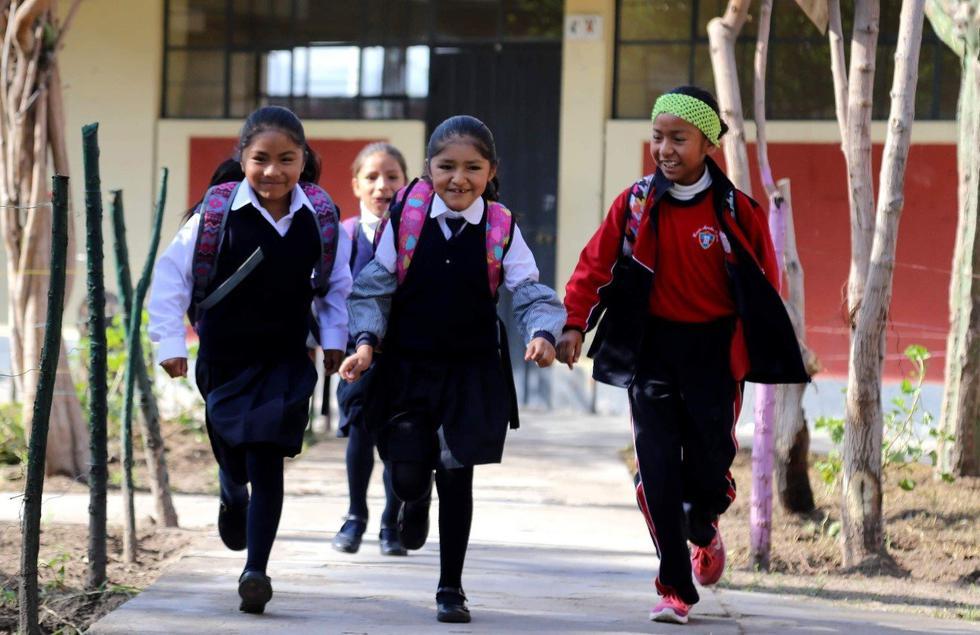 Ofrecen becas para que niñas estudien matemáticas (Perú21)