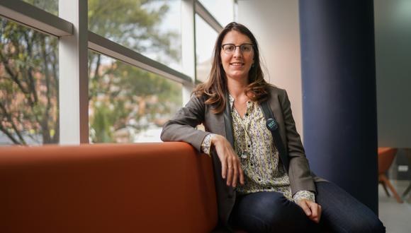 Cecile Novion es vicepresidenta regional de Beat, la app de movilidad.