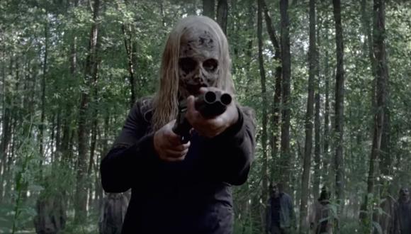 """¿Cómo termina la Guerra de los Susurradores en los cómics y la serie de televisión de """"The Walking Dead""""? (Foto: AMC)"""