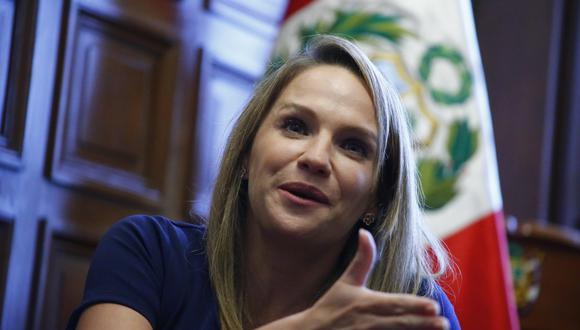 El PJ solicitó este viernes el levantamiento de la inmunidad parlamentaria de la legisladora no agrupada Yesenia Ponce quien es investigada por el presunto delito de falsedad genérica y falsa declaración. (Foto: GEC)