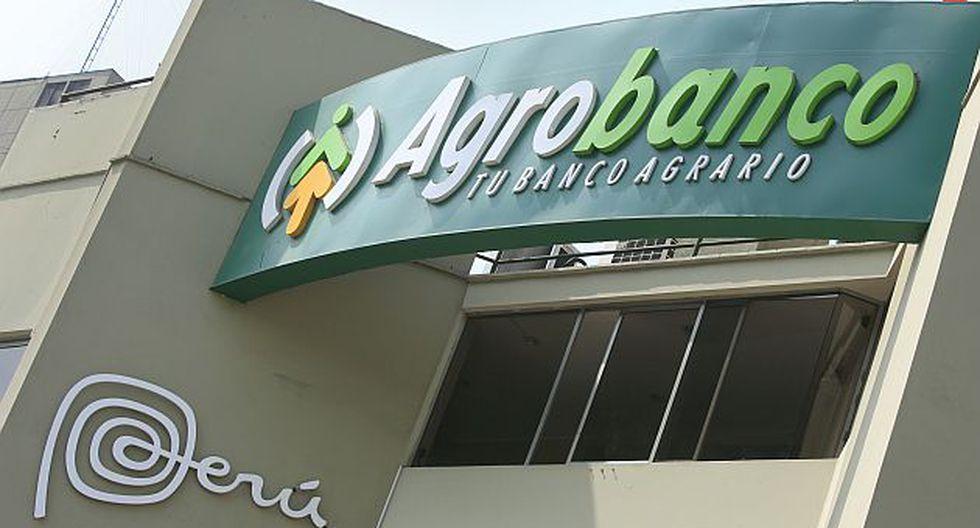 Agrobanco se proyecta a colocar créditos por S/ 1,900 millones durante este año. (USI)