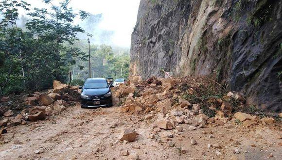 Ejecutivo declara en emergencia por 60 días a la provincia del Alto Amazonas por desastre (Foto: @geovanniacate)