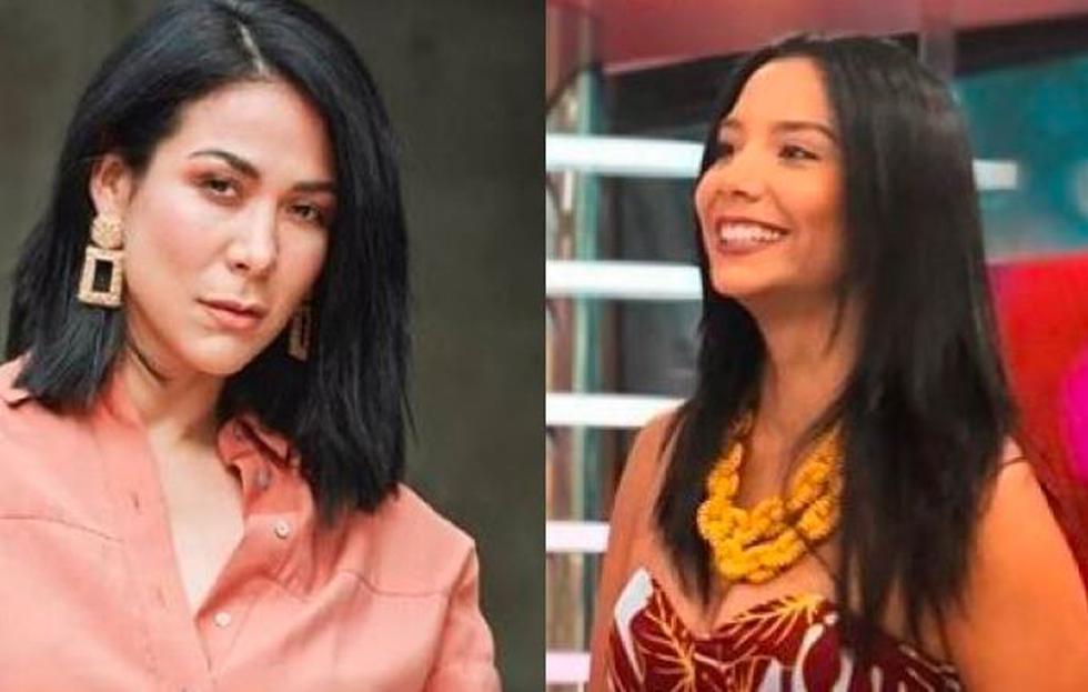 Magdyel Ugaz no lo dudó y apoyó a Mayra Couto en su denuncia contra Andrés Wiese. (Instagram)