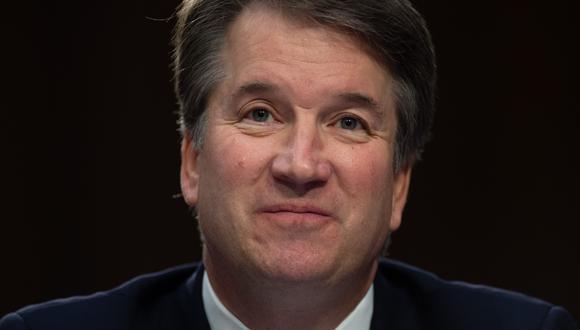 La profesora de psicología, Christine Blasey Ford, acusó a Kavanaugh de agresión sexual. (Foto: AFP)