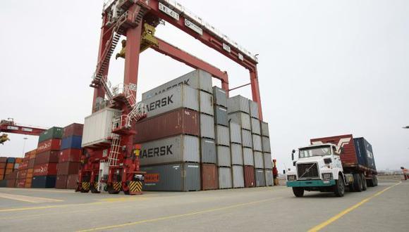 Exportaciones crecieron por una recuperación en la cotización de algunos metales. (Rafael Cornejo)