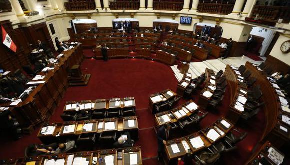 Congreso de la República aprobó ley que faculta a Petroperú operar Lote 192. (Perú21)