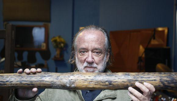 'Ritual Paracas' será el nuevo disco de Manongo Mujica.