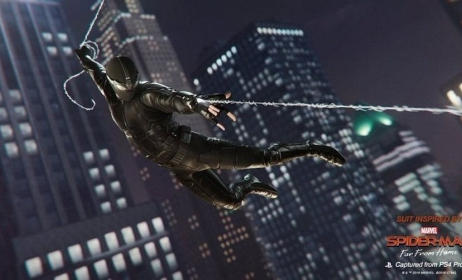 Dos nuevos trajes han llegado al título de PlayStation 4 basados en la nueva película de Spider-Man.