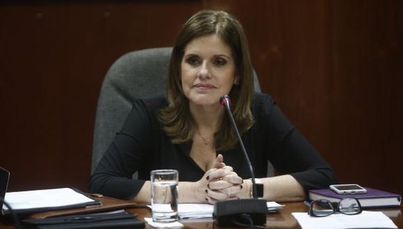 Mercedes Araoz (Perú21)