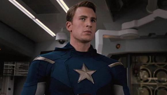 Chris Evans encarna al Capitán América desde 2011. (Internet)