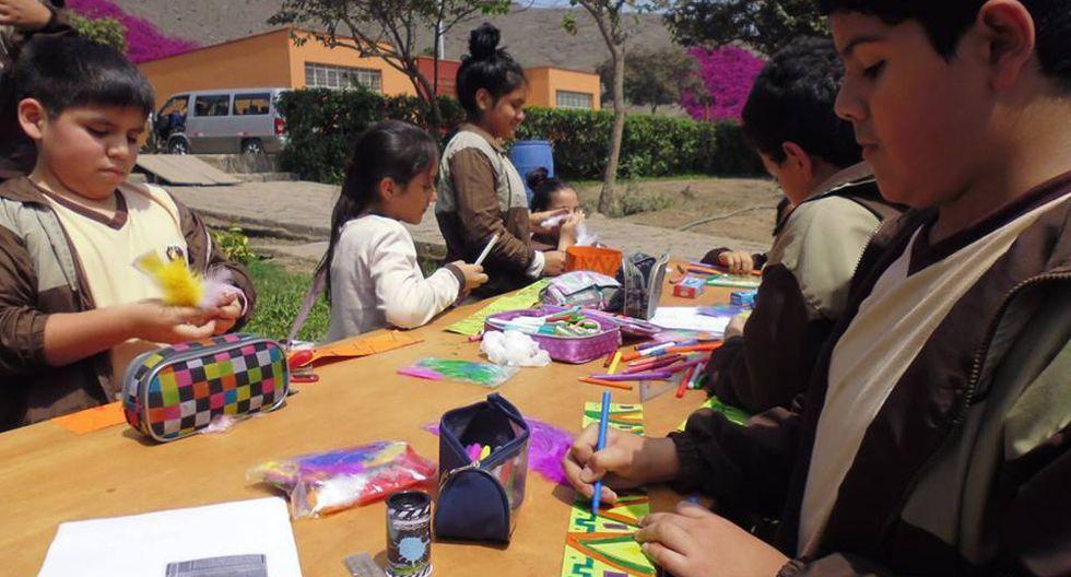Los más pequeños podrán realizar tocados Incas. (Foto: Facebook Museo de Puruchuco)