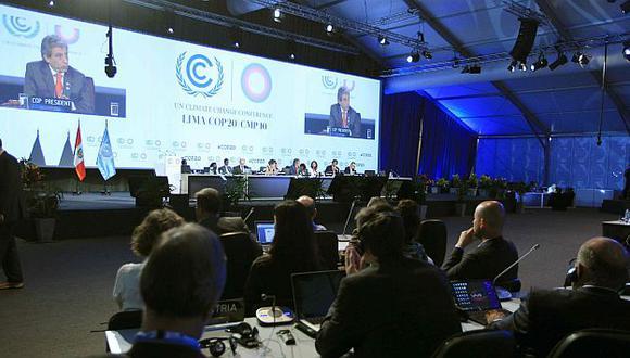 Aún no se llega a consenso en la COP20.(EFE)