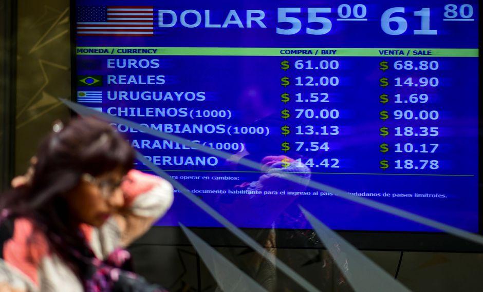 """Las centrales obreras consideraron la cifra """"no satisfactoria"""". (Foto: AFP)"""