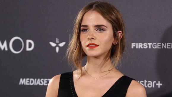 Emma Watson cumple 29 años y lo celebró con un regalo muy especial. (Foto: EFE)
