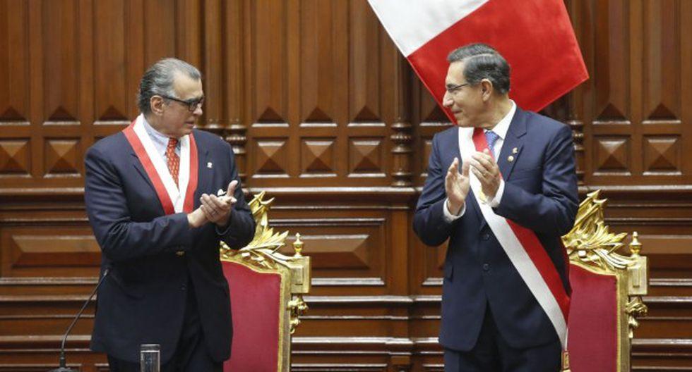 ¡End of game! (Foto archivo El Comercio)