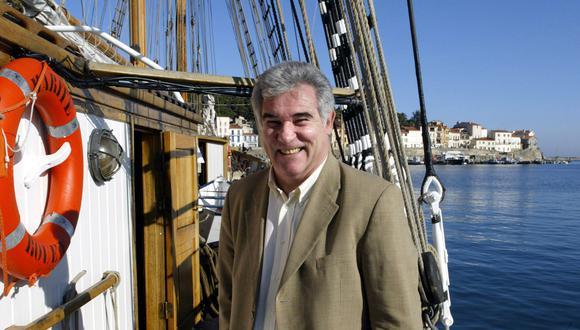 """Muere Georges Pernoud, creador del innovador programa ambiental """"Thalassa"""". (Foto: AFP)"""